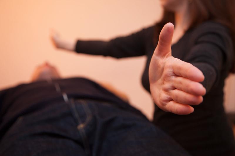 4. Female Healer: Whole Body Hara