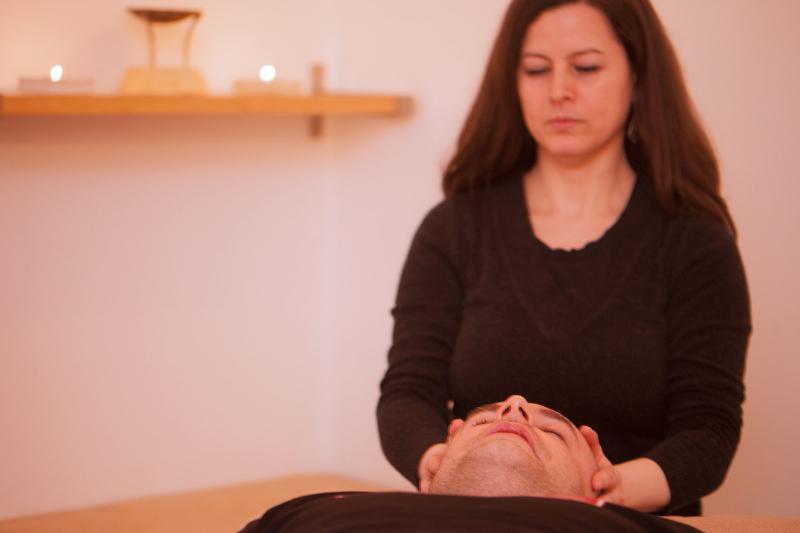 8. Female Healer: Brain Balance