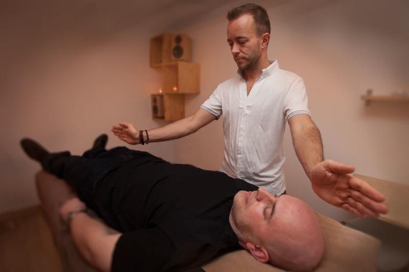 10. Male Healer: Full Body Hara